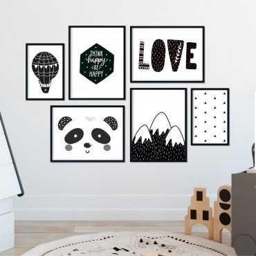Galeryjka plakatów - SCANDI VISION