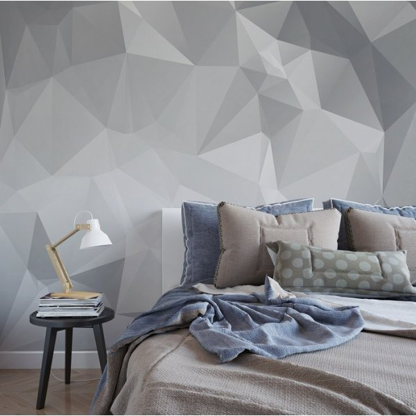 TRIANGLE-DESIGN - Designerska tapeta na wymiar