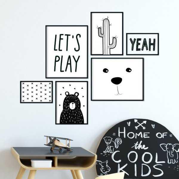 Galeryjka plakatów - BEAR'S TOWN