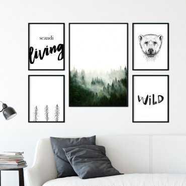 Galeryjka plakatów - WILD ART