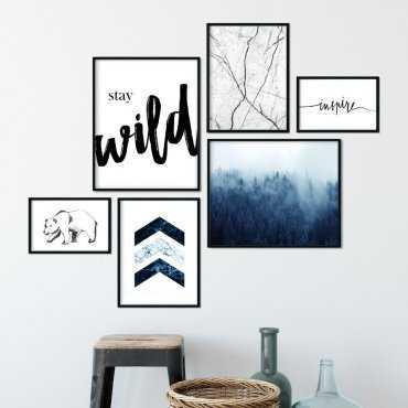 Galeryjka plakatów - WONDERBLUE