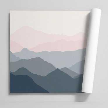 Tapeta na ścianę - Wonderful View