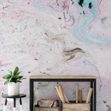 Tapeta na ścianę - Abstract Marble