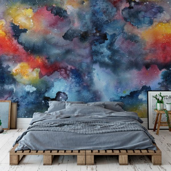 Tapeta na ścianę - ARTISTIC GALAXY