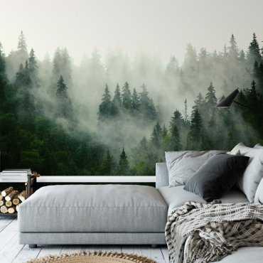 Tapeta na ścianę - GREEN FOREST