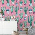 Tapeta na ścianę - LOVELY CACTUS