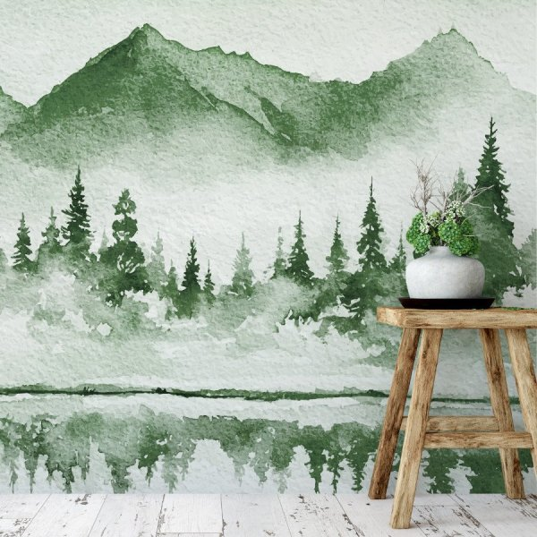 Tapeta na ścianę - NORDIC VIEW