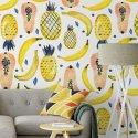 Tapeta na ścianę - SUNNY FRUITS