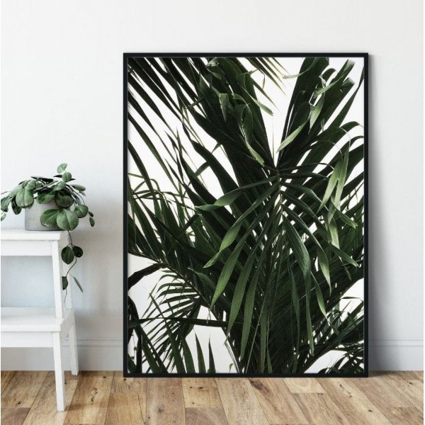 Plakat w ramie - TROPICAL VIEW
