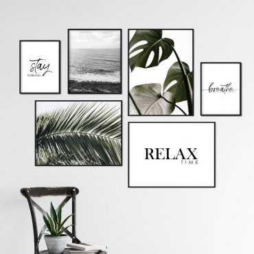 Galeryjka plakatów - RELAX TIME