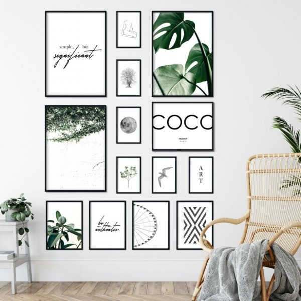 Galeryjka plakatów - PERFECT WALL