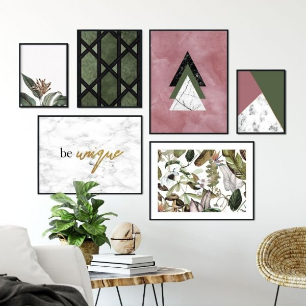 Galeryjka plakatów - BE UNIQUE