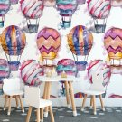 balloons party tapeta dla dzieci