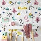 CRAZY PRINCESS tapeta dla dziewczyn