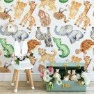 House of safari tapeta dla dzieci