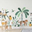 tapeta na ścianę jungle friends