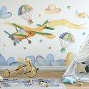 lovely plane tapeta