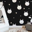 bunny dreams tapeta dla dzieci