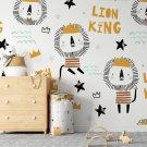 lovely lion king tapeta dla dzieci