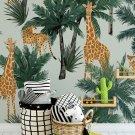 perfect safari tapeta dla dzieci