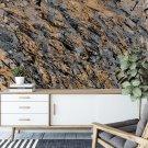 tapeta na ścianę abstract mud