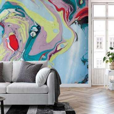 tapeta na ścianę aquamess