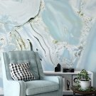 azure marble tapeta na ścianę