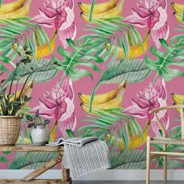banana sweetness tapeta na ścianę