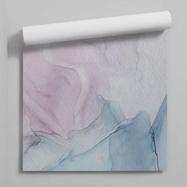 tapeta na ścianę cloudy paint