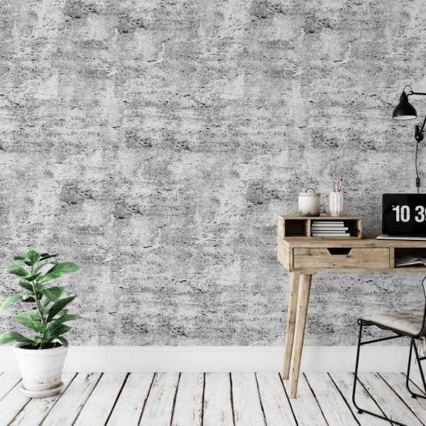 tapeta na ścianę concrete wall