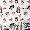 tapeta na ścianę fashion stuff