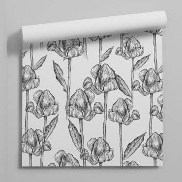 flowers passion tapeta na ścianę