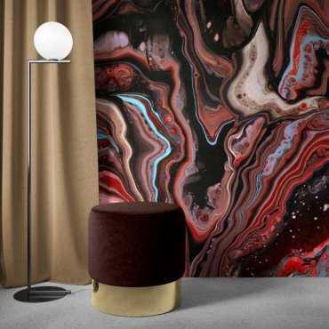 tapeta lava marble