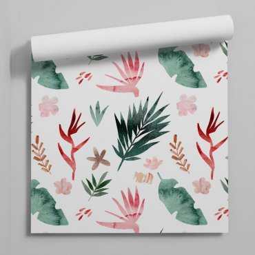 tapeta leaves of the world