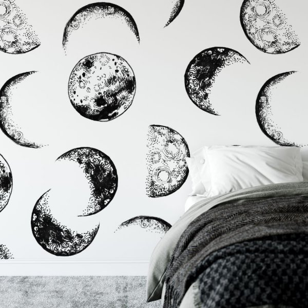 tapeta moon cycle