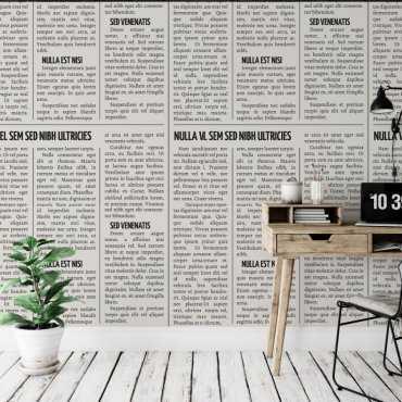 tapeta newspaper design