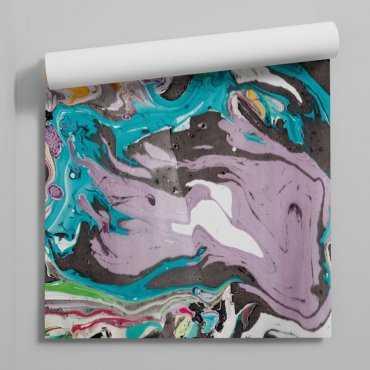 tapeta painting swirl