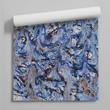 tapeta painting waves