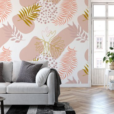 tapeta pastel style