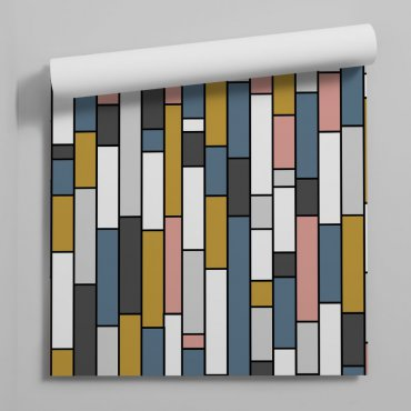tapeta patchwork panels