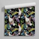 tapeta raibow parrots