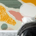tapeta rising patchwork
