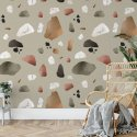 tapeta stones mosaic