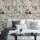 tapeta vintage wall