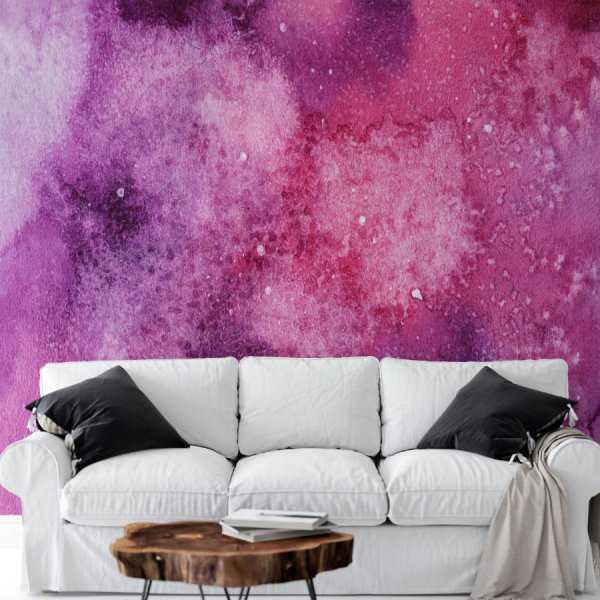 tapeta violet art