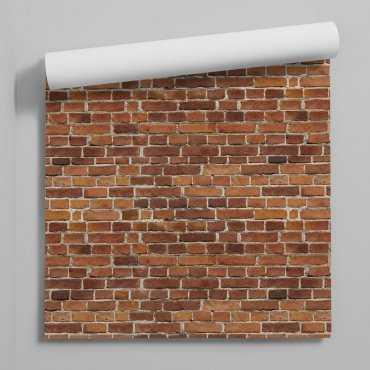 tapeta wall of bricks