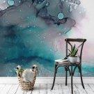 tapeta watercolor turquoise