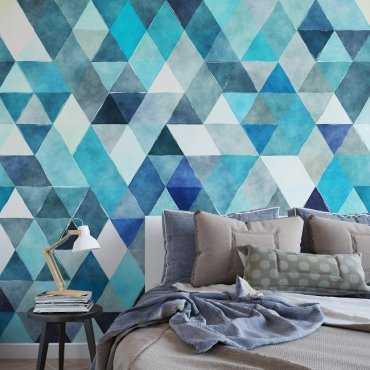 MARINE - Nowoczesna tapeta na ścianę