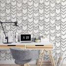 AZTEC ART - Nowoczesna tapeta na ścianę