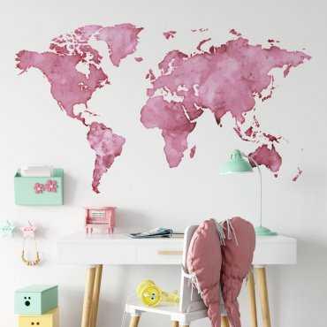 tapeta pink world
